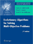 Purchase the book Evolutionary Algorithms for Solving Multi-Objective Problems